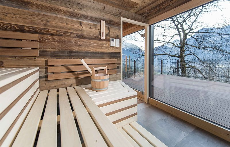 ferienhaus mit sauna in der region mayrhofen logenplatz zillertal. Black Bedroom Furniture Sets. Home Design Ideas